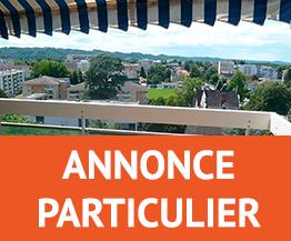 Particulier loue studio dans résidence services seniors à Bordeaux