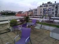 EHPAD Résidence Les Jardins de Belleville - UNIVI